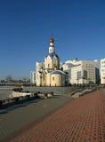 świątynia ortodoksyjna Obrazy Royalty Free