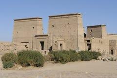 Świątynia Philae w Egipt Fotografia Stock