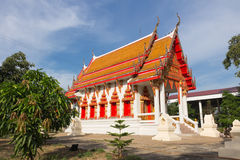 Świątynia przy Wata zakazem Ma Zdjęcie Stock