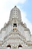 Świątynia puszek w Tajlandia Obraz Royalty Free