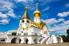 Świątynia St Seraphim Sarov zdjęcia stock