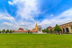 Świątynia Szmaragdowy Buddha w dniu Zdjęcia Stock