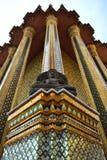 Świątynia Szmaragdowy Buddha (Wat Phra Kaew) Obrazy Royalty Free