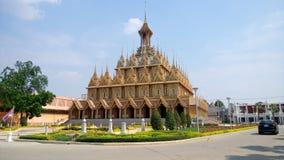 świątynia tajlandzka Obraz Royalty Free