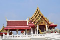 świątynia tajska Obrazy Stock