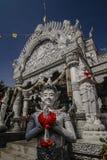 świątynia tajska Zdjęcie Stock