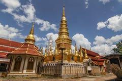 świątynia tajska Obrazy Royalty Free
