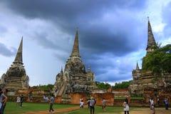 świątynia tajska Fotografia Stock