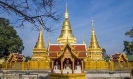 Świątynia thaialnd Fotografia Royalty Free