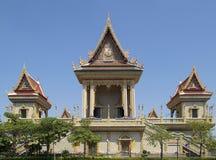 świątynia Thailand dłoni Fotografia Stock