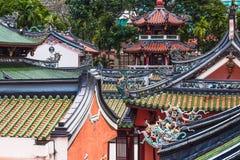 świątynia thian zastawiać keng Zdjęcia Royalty Free