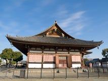świątynia toji fotografia stock