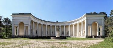 Świątynia trzy graci na południowym Moravia Zdjęcia Stock
