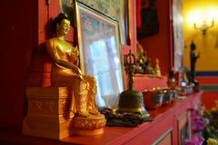 świątynia tybetańskiej Zdjęcia Royalty Free