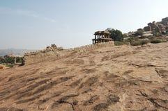 Świątynia w Hampi Karnataka India Zdjęcia Royalty Free
