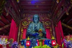 Świątynia w Hanoi, Wietnam zdjęcie stock