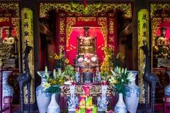 Świątynia w Hanoi, Wietnam fotografia stock