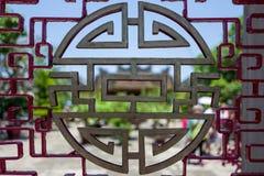 Świątynia w Hoi, Wietnam obraz royalty free