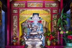 Świątynia w Hoi, Wietnam fotografia stock
