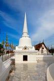 Świątynia w południowy Tajlandia. Zdjęcia Royalty Free