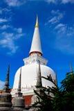Świątynia w południowy Tajlandia. Obrazy Royalty Free