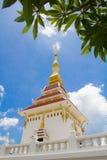 Świątynia w Sakonnakorn Tajlandia Fotografia Royalty Free