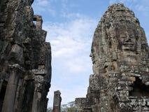 Świątynia w Siem Przeprowadza żniwa Obrazy Stock