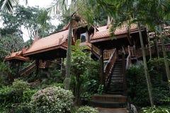 Świątynia w Uthai Thani, Tajlandia zdjęcie royalty free