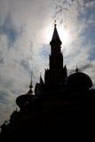 Świątynia wszystkie religie fotografia royalty free
