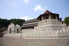 Świątynia ząb Buddha, Kandy, SriLanka Zdjęcia Royalty Free