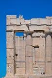 Świątynia z kolumnami. Obraz Stock