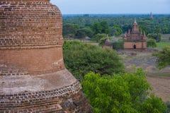 Świątynie bagan Myanmar Obraz Stock