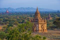Świątynie bagan Myanmar Fotografia Stock