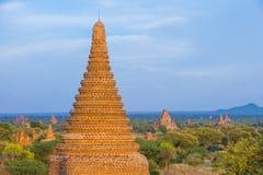 Świątynie bagan Myanmar Obrazy Stock