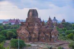 Świątynie bagan Myanmar Obraz Royalty Free