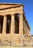 świątynie dolinne Obraz Stock