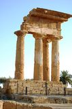świątynie dolinne Zdjęcie Stock