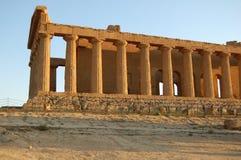 świątynie dolinne Zdjęcia Stock