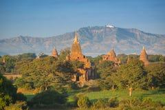 Świątynie Mandalay Bagan, Myanmar (poganin) Zdjęcie Royalty Free