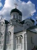 Świątynie monaster Raifa Tatarstan Obrazy Royalty Free