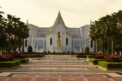 Świątynna architektura Fotografia Stock