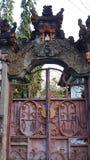 Świątynna brama obrazy stock