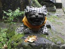 Świątynna rzeźba Zdjęcie Royalty Free