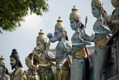 świątynne indyjskie bóg statuy Zdjęcia Stock