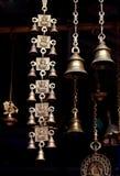 świątynni antyczni dzwony Zdjęcie Stock