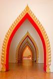Świątynni drzwi Fotografia Royalty Free
