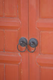 Świątynni drzwi Zdjęcia Royalty Free