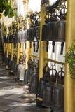 Świątynni Dzwony Zdjęcia Stock