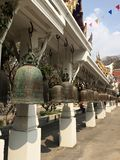 Świątynni Dzwony Obrazy Royalty Free