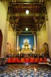 świątynni marmurowi buddhist michaelita Zdjęcia Royalty Free